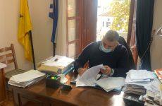 Σύμβαση για την επισκευή και συντήρηση σχολικών κτιρίων στον Δήμο Νοτίου Πηλίου