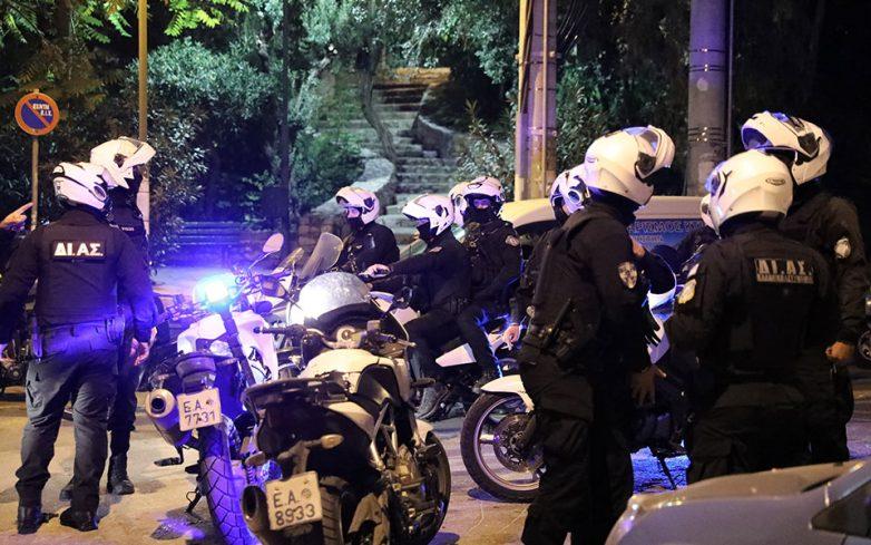 Ένταση σε περιοχές της Αθήνας – Πάνω από 100 προσαγωγές