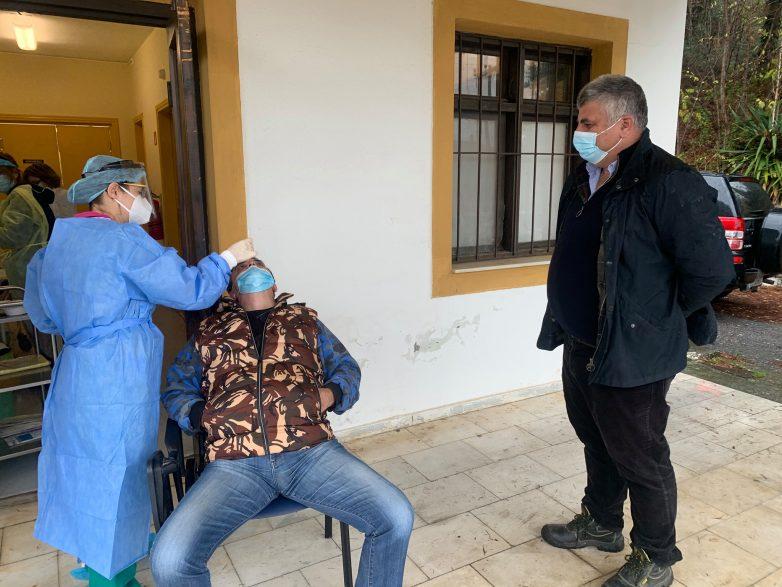 Ξεκίνησε η δωρεάν χορήγηση rapid test για τους δημότες Νοτίου Πηλίου