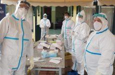 Ένα θετικό δείγμα  rapid-test στο Πανθεσσαλικό Στάδιο