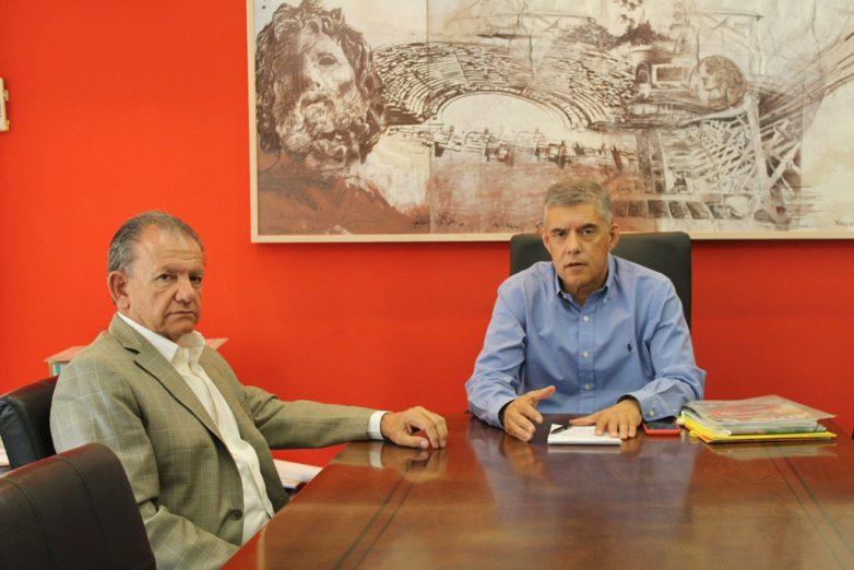 Υπογράφεται η σύμβαση για το νέο γερανό στο λιμάνι του Βόλου