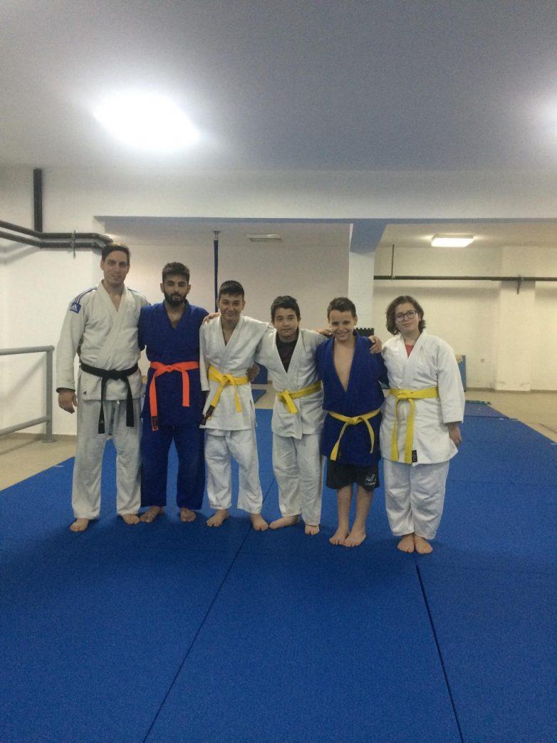 Συνάντηση διοίκησης Ολυμπιακού Βόλου με το τμήμα τζούντο
