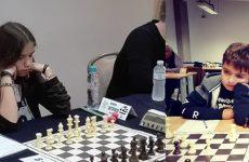 Πολύ καλή εμφάνιση της Ακαδημίας Σκακιστών Βόλου