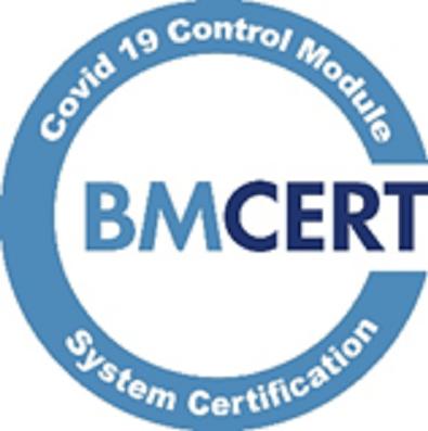 Ο Σύνδεσμος Βιομηχανιών Θεσσαλίας και Στερεάς Ελλάδος αποκτά Πιστοποιητικό Covid 19 Control Module