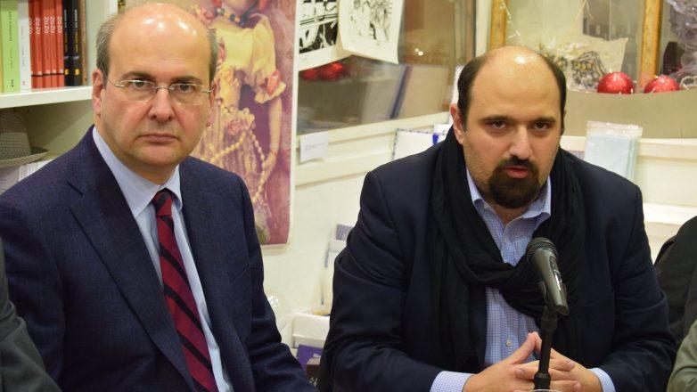 Χρ. Τριαντόπουλος: Η κοινωνική συνεννόηση είναι προϋπόθεση για βιώσιμη ανάπτυξη με μεγάλο ορίζοντα