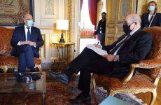 Συνομιλία Δένδια με τον Γάλλο ομόλογό του για την Τουρκία