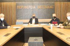 Περιφέρεια Θεσσαλίας: Σε πλήρη ετοιμότητα για τον Χειμώνα με 189 μηχανήματα και 13.000 τόνους αλάτι