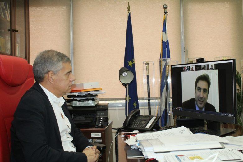 Ενώνουν δυνάμεις Περιφέρεια Θεσσαλίας και Γραφείο Εθνικού Εισηγητή