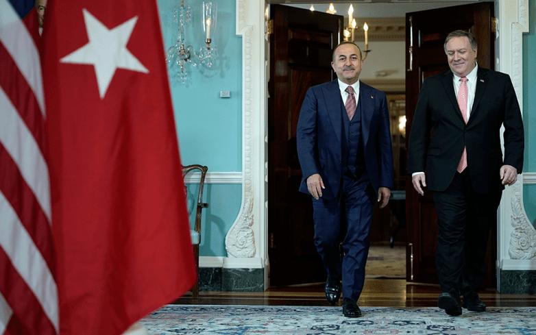 Έτοιμη για κυρώσεις κατά Τουρκίας η Ουάσιγκτον