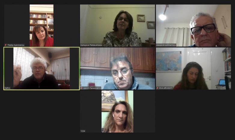 Τηλεδιάσκεψη Παπανάτσιου με ξενοδοχειακούς φορείς Μαγνησίας- Β. Σποράδων