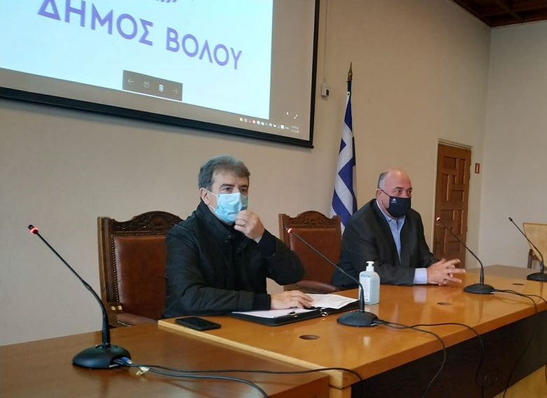 Μιχ. Χρυσοχοΐδης: Δεν θα ισχύσουν επιπλέον έκτακτα μέτρα στη Μαγνησία
