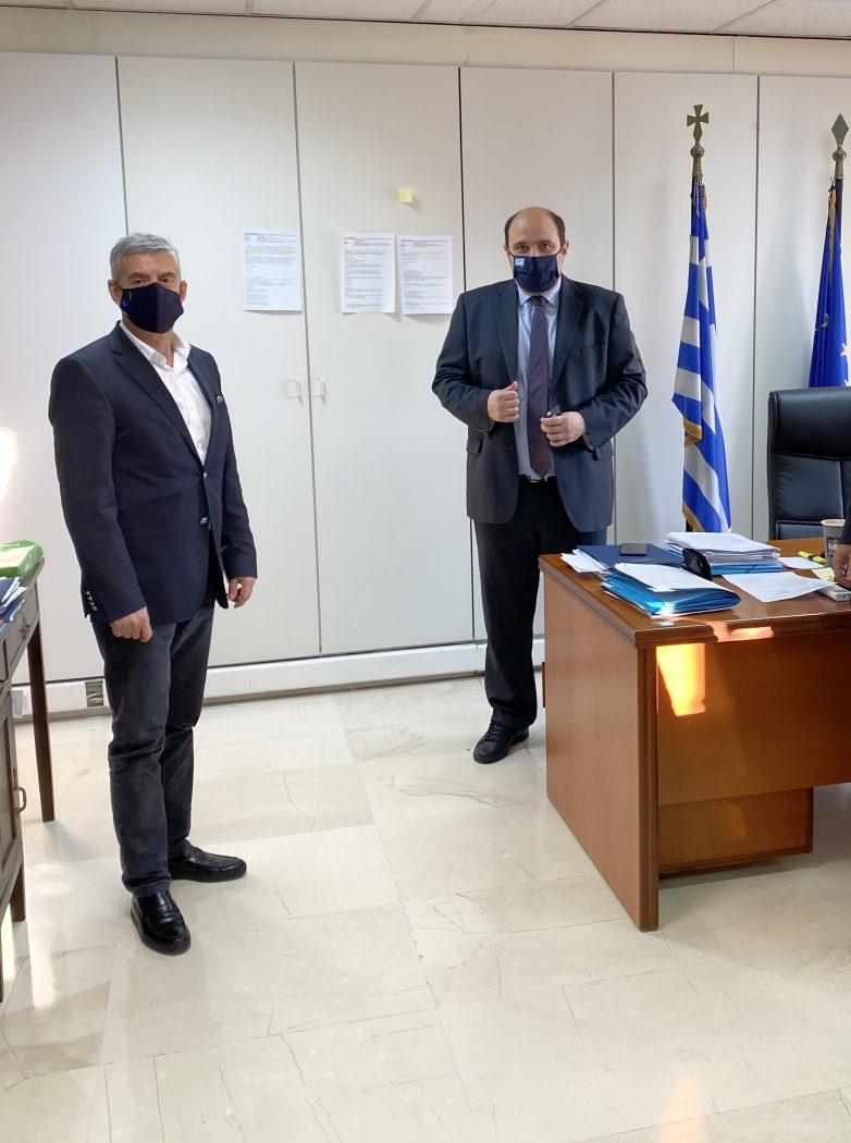 """Ποσό 3.000.000 ευρώ στους ΤΟΕΒ της Θεσσαλίας που επλήγησαν από τον """"Ιανό"""""""