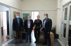 Υγειονομικό υλικό από την ΕΚΠΟΛ σε υπηρεσίες υγείας και φορείς