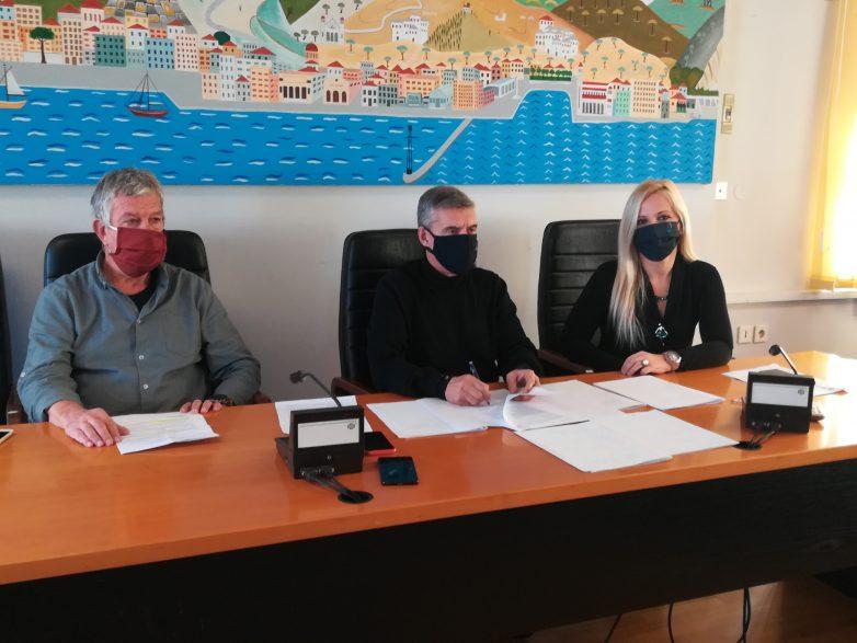 Επτά συμβάσεις έργων 3 εκατ. ευρώ για τη Μαγνησία και τις B. Σποράδες