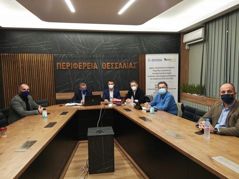 Προτάσεις της Θεσσαλίας για συντεταγμένη αντιμετώπιση ενδεχομένου κύματος της πανδημίας κορωναϊού