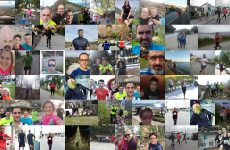 Eκατοντάδες συμμετοχές στο 5ο Virtual Volos Santa Run