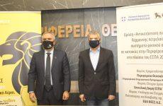 6,12 εκατ. ευρώ από την Περιφέρεια Θεσσαλίας για τη σύνδεση νοικοκυριών με χαμηλά εισοδήματα στο δίκτυο φυσικού αερίου
