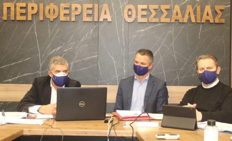 Αντιπλημμυρικά Περιφέρειας Θεσσαλίας: Ολοκληρώθηκαν έργα 530 εκατ. ευρώ και ξεκινούν νέα έργα 141,5 εκατ. ευρώ