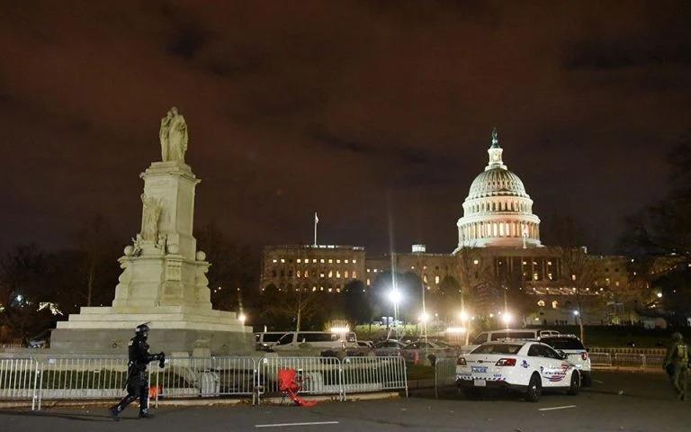 Ουάσιγκτον: 68 συλλήψεις μέχρι στιγμής για τα επεισόδια
