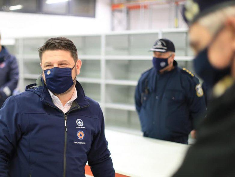 Σκληρό lockdown σε Κάλυμνο και Κορδελιό-Εύοσμο