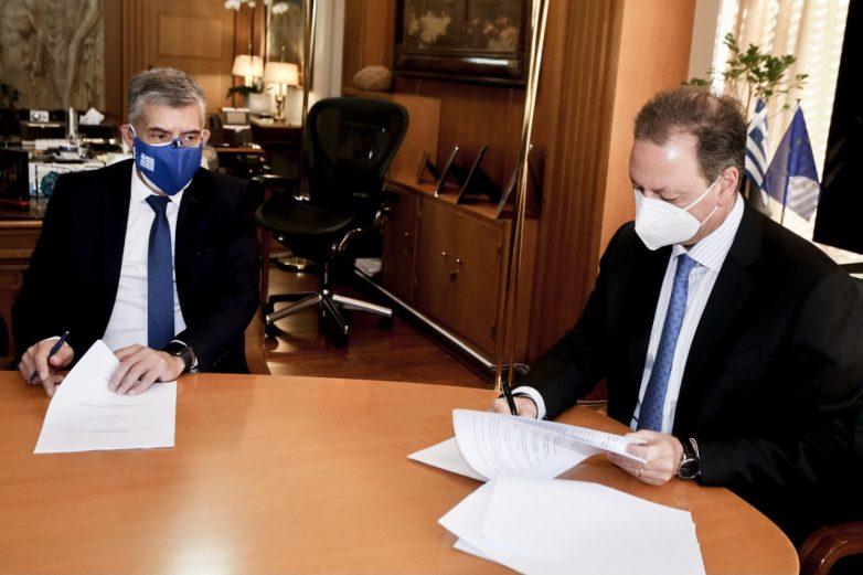 Προγραμματική σύμβαση για το Διαχειριστικό Σχέδιο Βόσκησης της Περιφέρειας Θεσσαλίας