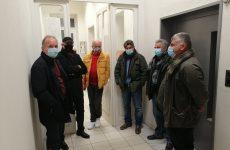 Στο Κέντρο Υγείας Αργαλαστής και στο «Τσιτσιλιάνειο» ο Αθανάσιος Λιούπης