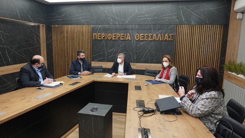 Στο 100% οι συμβάσεις των έργων του ΕΣΠΑ Θεσσαλίας 2014-2020