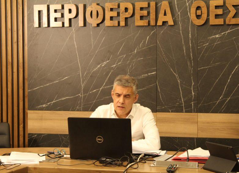 Αξιολογήθηκαν από την Καλλιτεχνική Επιτροπή της Περιφέρειας Θεσσαλίας τα εικαστικά έργα Παπανικολάου και Μαράβα στους κυκλικούς κόμβους