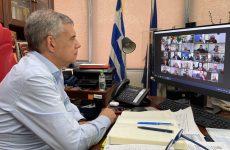 Σε 24ωρη ετοιμότητα η Περιφέρεια Θεσσαλίας για την κακοκαιρία ΜΗΔΕΙΑ