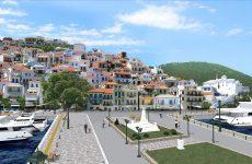 Έργα 21,2 εκατομμυρίων ευρώ στο νησί της Σκοπέλου