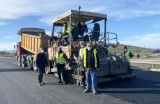 Στοχευμένες παρεμβάσεις για τη βελτίωση της οδικής ασφάλειας στο παράπλευρο δίκτυο της Ε.Ο. Λάρισας- Βόλου
