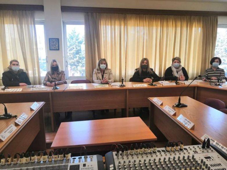 Συνεδρίασε η Επιτροπή Ισότητας του δήμου Ρήγα Φεραίου