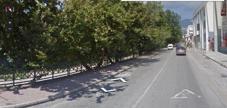 Αρνητικές οι μειοψηφίες στο κόψιμο δένδρων στην οδό Ζάχου