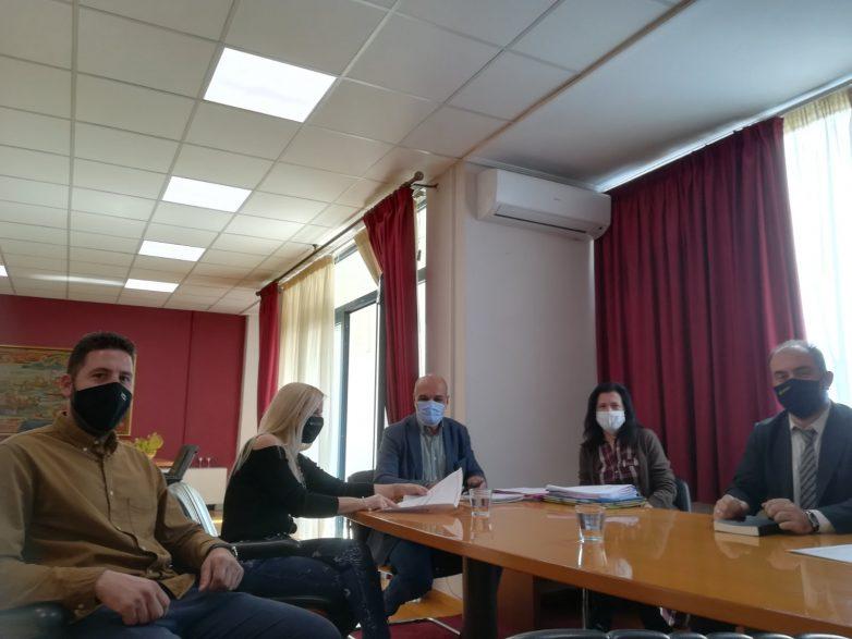 Πληθώρα έργων στον Δήμο Αλμυρού
