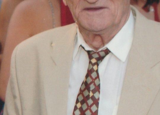 Aπεβίωσε σε ηλικία 92 ετών ο Θανάσης Οικονόμου