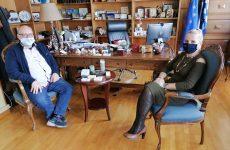 Τα θέμα τουρισμού της Μαγνησίας στη συνάντηση Κολυνδρίνη-Λεβέντη