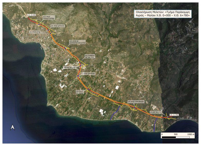 Δημοπρατείται η μελέτη για την ολοκλήρωση της Περιφερειακής Οδού Βόλου