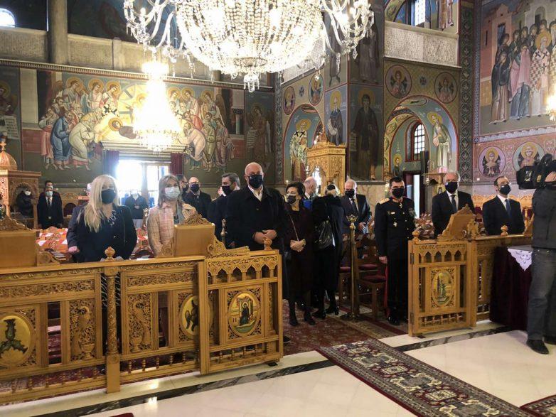 Η Δημητριάδα τίμησε την γιορτή της πίστης και της Πατρίδας