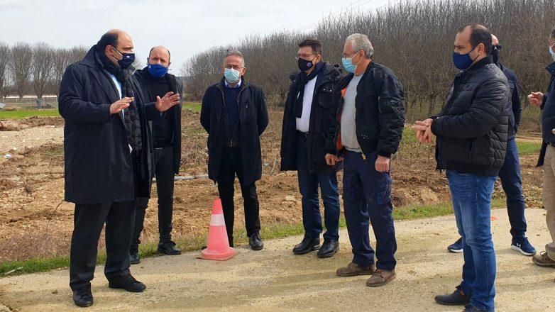 Χρ. Τριαντόπουλος: Στη Θράκη για τη στήριξη των πλημμυροπαθών