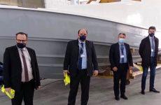 Χρ. Τριαντόπουλος:Προχωρά η διαδικασία απόκτησης πλωτού ασθενοφόρου για τις Β. Σποράδες