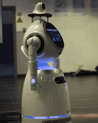 Κορωναϊός: τα πρώτα ρομπότ απολύμανσης της ΕΕ φθάνουν στα νοσοκομεία