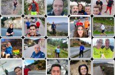 Την υπέροχη διαδρομή Γορίτσα–Ανεμούτσα απόλαυσαν οι πολίτες σε ατομική πεζοπορία