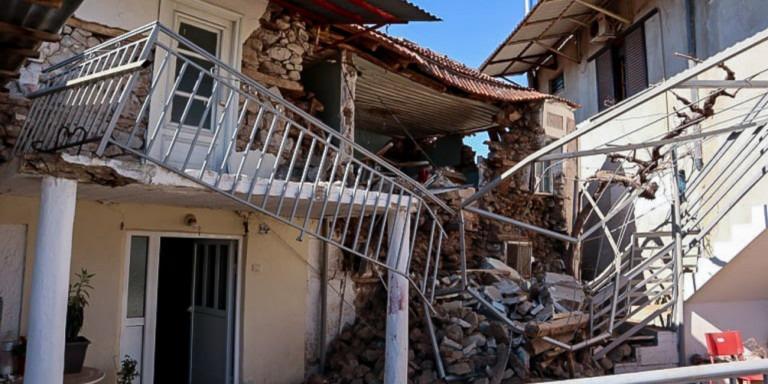 Νέος σεισμός 5,9 Ρίχτερ στην Ελασσόνα