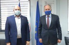 Ενίσχυση του ΕΚΑΒ Βόλου και ένταξη του Τρικερίου στην ευθύνη του πλωτού ασθενοφόρου των Β. Σποράδων