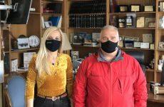 Ανησυχίες επαγγελματιών και πορεία έργων στη Σκιάθο