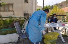 Ένα θετικό κρούσμα στα rapid test στο Βελεστίνο- Δέκα έξι στο Βόλο