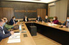 Τεχνική σύσκεψη για επιτάχυνση διαδικασιών ένταξης των κτηνοτρόφων στο Πρόγραμμα Νέων Αγροτών