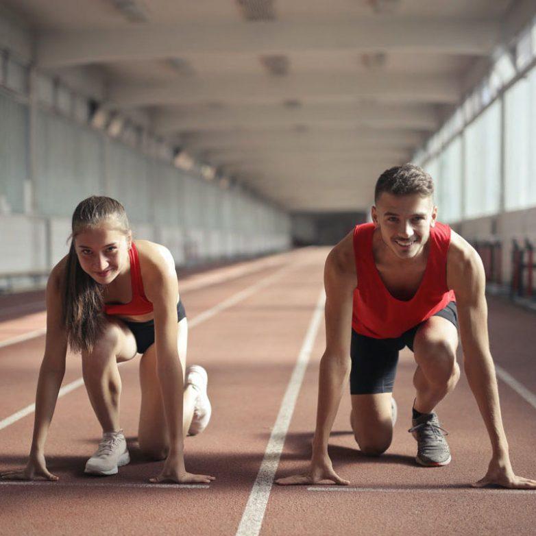 Η άσκηση είναι η ιδανική δραστηριότητα στην εφηβεία