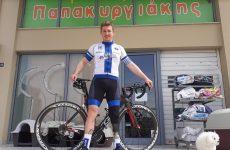 Στον ιστορικό ποδηλατικό γύρο της Φλάνδρας και στο Παγκόσμιο κύπελλο ΑμεΑ στο Βέλγιο ο ποδηλάτης της Νίκης Βόλου Νίκος Παπακυργιάκης