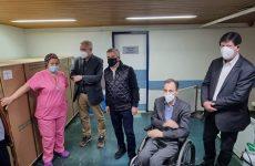 Νέος εξοπλισμός από την Περιφέρεια Θεσσαλίας στο Γ.Ν.Καρδίτσας για τις ανάγκες της πανδημίας του covid-19